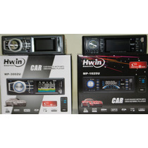 Reproductor De Carro Usb Mp3 Sd 4x50w Con Control