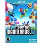 New Super Mario Bros. U Wii U - Juego Fisico - Prophone