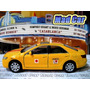 Mad Car Toyota Camry Welly Auto Taxis Mundo Japon 1/36