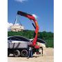Alquiler De Camiones Con Grúas Hidráulicas Articuladas