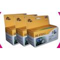 3 Cartuchos Color Epson Stylus T052 P/ 400, 440, 460 Y Más