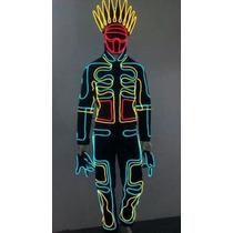 # Luces Para Ropa Hilo Led Neon 3mtr X 7000 Color Blanco