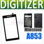 Digitizer Mica Tactil Motorola A853 Milestone Con Adhesivo