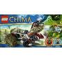 Lego 70001 Chima El Vehiculo Chima