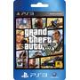 Gta 5 Ps3 -grand Theft Auto 5 Ps3 Formato Digital Original