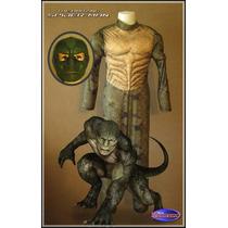 Disfraz De Hombre Lagarto (spider-man)