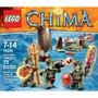 Lego Chima 70231 Cocodrilos.