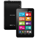 Tablet Multilaser Nb199 Supra, Android 4.4, 8gb, Tela De 7