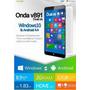 Tablet Onda V891 Windows10 Android4.4 Nuevosellado Con Stock