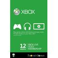 Suscripción Xbox Live Gold 12 Meses - Xbox 360 / One