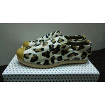 Zapatos Animal Print Tipo Cocuiza