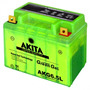 Bateria Gel Akg6.5l Akt125 Akt125sl 125tt Yuasa Ytx6.5l Bs