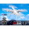 Oferta Drone Syma X5sw Video En Vivo Version 2017 + Obsequio