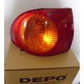 Stop Toyota Corolla 1998 2002 Guardafango Lado Piloto Depo