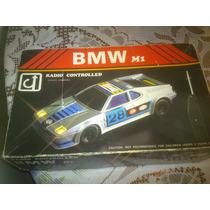 Carro Bmw M1 A Control Remoto De Colección Subasta Barato