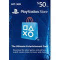 Psn Card 50 Usd (dólares Cuenta Usa - Playstation Network)