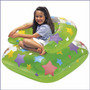 Silla Estrella Puff Inflable Niños Intex 91x86x61cm 68540