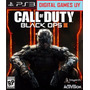 Call Of Duty Black Ops 3 Original Digital Ps3
