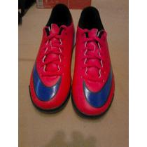 Zapatillas De Futbol Sala Y Pupillos Adidas Y Nike..