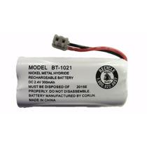 Batería Original Teléfonos Inalambricos Uniden Mod: Bt-1021