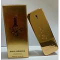 Perfume Locion One Million Paco Rabanne 100 Ml Hobre Origina