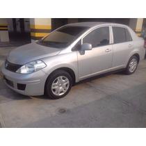 Nissan Tiida Mio 2013 Mec 6 Cambio 1800 Cc Aa