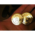 Vendo Moneda 0.1 Bitcoin Criptomoneda 100% Rápido
