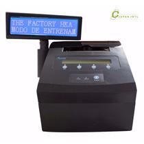 Impresora Fiscal Aclas Pp9 Térmica Visor Display Fiscalizada
