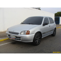 Toyota Starlet Jazz A/t - Automatico