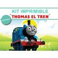 Mega Kit Imprimible Thomas El Tren Cumpleaños Cotillón2x1