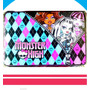 Manteles Individuales Violetta Monster High Hora De Aventura