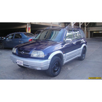 Chevrolet Vitara 4p 4x4 - Sincronico