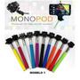 Monopod Selfies Extendible Cable Vendemos Al Mayor Y Detal