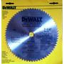 Disco Corte Dewalt Para Aluminio De 7 1/4 Pulgadas (184mm)