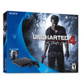 Consola Sony Playstation 4 Slim Ps4 500gb Combo Uncharted 4