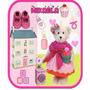 Kit Imprimible Baby Shower Girl Niña Fiesta Torta Nacimiento