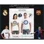 Camisas, Franelas Magallanes, Real Madrid, Leones, Barcelona