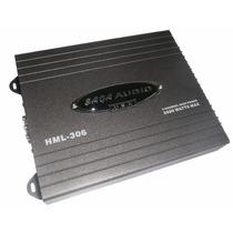 Planta Carro Amplificador Sonido Triaxiale Medios Saga 2600w