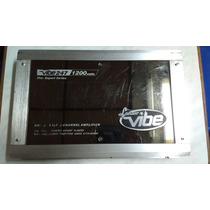 Planta Amplificador Lanzar Vibe 247 1200watts 2 Canales