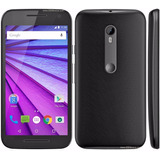 Motorola Moto G3 Xt1543 Dual Sim 13mpx Negro 8gb 4g Lte