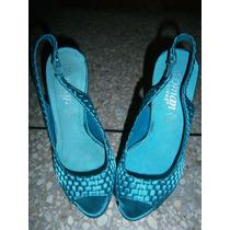 Sandalias Para Dama De Tacón Alto