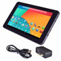 Tablet Android 7 Dual Core 8gb, Android 4.4 Wifi 2 Cam