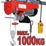 Winche Eléctrico Señorita 1000 Kg - Ref Pa-1000b
