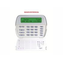 Teclado Lcd 64 Zonas Alarma Modelo Pk5500 Marca Dsc