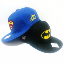 New School Stock - Gorras Snapbacks Batman Vs Superman