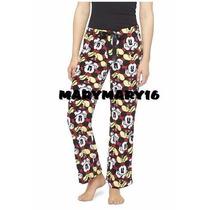 Pijama Dama Pantalón Minnie Mickey Superman Hk Originales