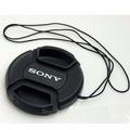 Tapa Lente Sony Alpha 55mm