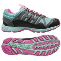 Zapatos Helly Hansen W Pace Trail Ht 100% Originales