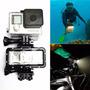 Lampara Led Sumergible 30m Universal Gopro Sportcam  Sj4000