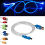 Cables Led Okystar Micro Usb Samsung Blackberry